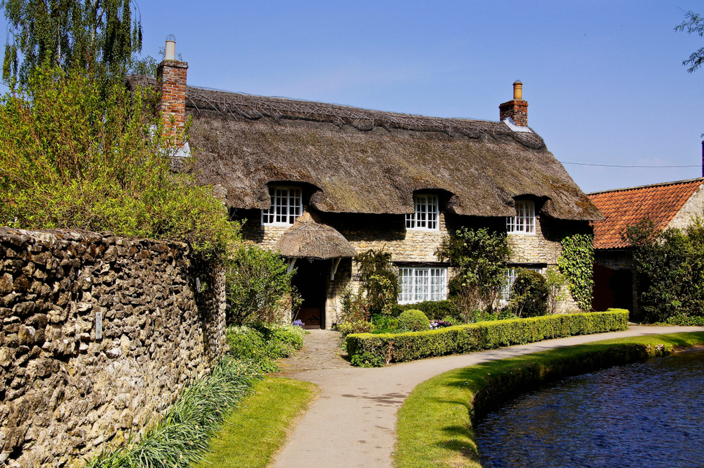 Thatched property mortgages